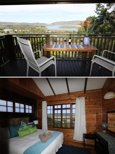 The Big Tree House Lodge - Lagoon Cottage