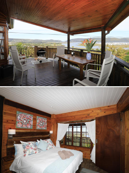The Big Tree House Lodge - Protea Cottage