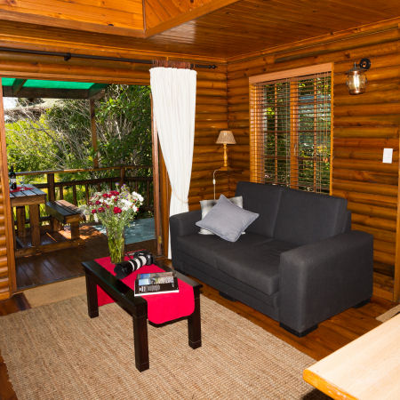 The Big Tree House Lodge - Sunbird Self Catering Cottage