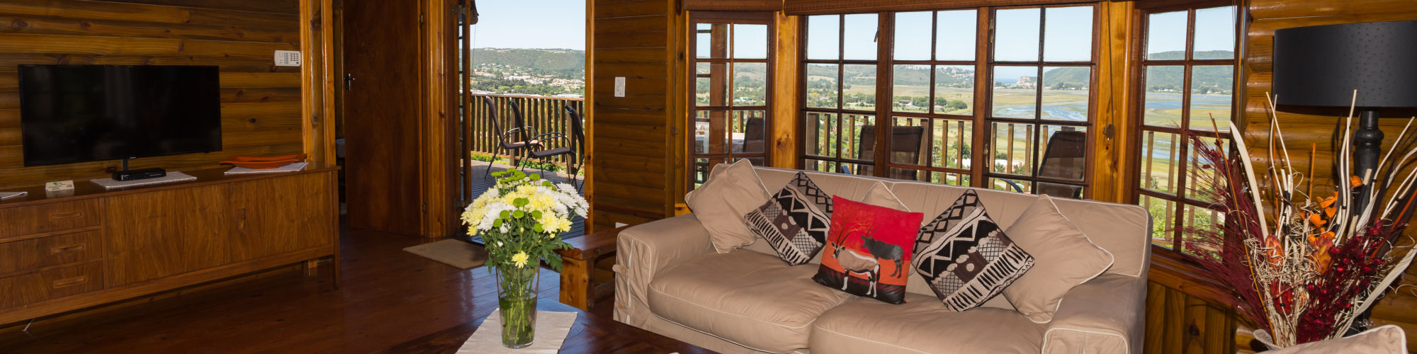 Big Tree House Lodge, Knysna Accommodation, Lounge